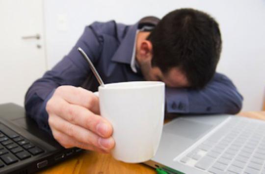 Le danger de la fatigue au travail